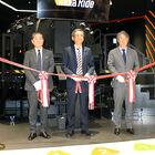 VRライド型アトラクション「hexaRide」がダイバーシティ東京 プラザに本日11月2日OPEN! メディア体験会レポ&新規OPENのフードコート情報も