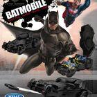 今までこんなキャリーケースがあっただろうか? アメコミ「バットマン」からバットモービル型 子供用スーツケース登場!