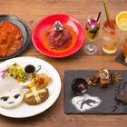 カプコンカフェ イオンレイクタウン店、3月7日より開催の「デビル メイ クライ 5」コラボメニューを公開!