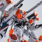 「劇場版マクロスΔ 激情のワルキューレ」から、DX超合金 VF-31S ジークフリード(アラド・メルダース機)用アーマードパーツセットが登場!!