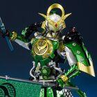 「舞台『仮面ライダー斬月』 -鎧武外伝-」から、特徴的な兜飾りも再現した「仮面ライダー斬月 カチドキアームズ」が早くも登場!