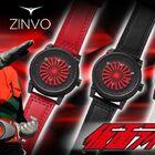 アメリカ発の腕時計ブランド「ZINVO」と「仮面ライダー」のコラボレーション腕時計が発売決定!!