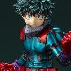 「僕のヒーローアカデミア」史上最大のイベント「HERO FES.」開催記念! 限定カラーの「ARTFX J 緑谷出久」が登場!