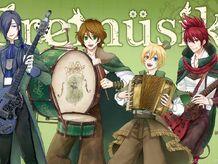 【「音戯の譜~CHRONICLE~」CDリリース記念】リレーインタビュー第4弾は、幸せ運ぶ幻想ポップスバンド「Bremüsik」!