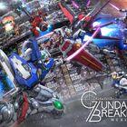 スマートフォン向けアプリゲーム「ガンダムブレイカーモバイル」第1弾PV公開! 04 Limited Sazabysの新曲「Puzzle」が起用!
