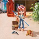 「P.O.Pワンピース」と「Pinky:st.」が夢のコラボ! ワンピースの「ナミ」がピンキースタイルのキュートなデザインで登場!!