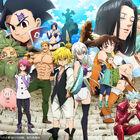 TVアニメ新シリーズ「七つの大罪 神々の逆鱗」メインビジュアル&プロモーション映像公開! 8、9月に一挙無料配信実施決定!