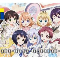 新作OVA発売記念!「ご注文はうさぎですか?? ~Sing For You~」デザインのTカードが9月25日(水)より発行スタート!!