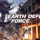 TPS「EARTH DEFENSE FORCE: IRON RAIN」のPC版がSteamで配信開始!