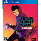 PS4/Steam版殺し屋アクション「Travis Strikes Again: No More Heroes Complete Edition」発売開始!
