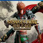 中国で人気のアニメがゲームに! PS4「MONKEY KING ヒーロー・イズ・バック」発売。新トレーラー&DLC情報も