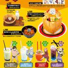 アニメ「旗揚!けものみち」、秋葉原のカラオケパセラにて11/13よりコラボメニュー開始!