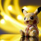 ピカチュウが伝統工芸品に! 雛人形の老舗が制作した「江戸木目込み人形 ピカチュウ」、数量限定で発売