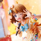 「アイドルマスター ミリオンライブ!」より「ファンシーアラモード」衣装の周防桃子フィギュアが登場! オプションには踏み台も!!
