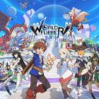 サイゲ新作はノンストップ体当たりアクション「WORLD FLIPPER」! 11/27(水)配信開始に向けて先行ダウンロード開始