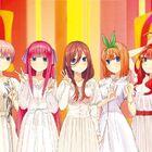 TVアニメ「五等分の花嫁」、中野家の五つ子が歌うキャラソンシングルが2020年3月に発売決定! 5月にはイベント開催も