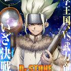 TVアニメ「Dr.STONE」、第2期制作に向けて、千空の新ビジュアル解禁!
