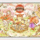 カプコンカフェ 池袋店にて、「大神」コラボレーション開催決定! 会期は2020年1月30日(木)~3月11日(水)!