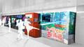 """御坂美琴のあのシーンを再現! スマホRPG「とある魔術の禁書目録 幻想収束」より、""""自販機を蹴る""""体験型イベントが新宿駅にて開催"""