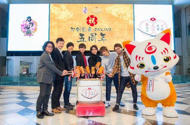 1月11日に開催された「刀剣乱舞-ONLINE-」サービス開始5周年記念イベントで飛び出した新情報をおさらい。ゲーム内のアップデートを始め、メディアミックスの詳細も