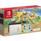 3月20日発売の「あつまれ どうぶつの森」がインストールされたオリジナルデザインのNintendo Switch本体と、キャリングケースのセットが発売!