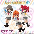水鉄砲で戦うフィギュアシリーズ「AQUA SHOOTERS!」に「ラブライブ!サンシャイン!!」から「Aqours」が特別仕様で参戦!!