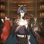 TVアニメ「文豪とアルケミスト」キービジュアル・キャラクター情報第2弾を公開! 公式サイトオープン&ツイッターでのキャンペーンも!
