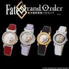 「Fate/Grand Order -絶対魔獣戦線バビロニア-」より、エレシュキガル、キングゥ、ギルガメッシュ、マーリンをイメージしたチャームウォッチが登場