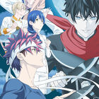 TVアニメ「食戟のソーマ 豪ノ皿」、4/10より放送開始! 新キャラ・朝陽が描かれたキービジュアルも公開!