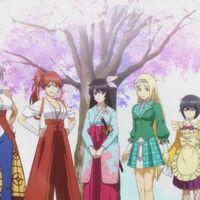 4月3日より放送開始の春アニメ「新サクラ大戦 the Animation」、第1話のあらすじと先行カットが公開!