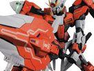 「機動戦士ガンダム00V戦記」より、赤く染められた「ダブルオーガンダムセブンソード/Gインスペクション」がPGシリーズに登場!!