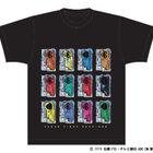 「仮面ライダーゼロワン」から、第30話にて「データが出ーた…っ!」と視聴者の感動を誘ったあのシーンがTシャツに!!