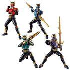 「仮面ライダークウガ」20周年記念! 「SO-DO CHRONICLE」に、ライジングフォーム4形態を収録した「金色の力」セットが登場