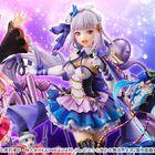 「Re:ゼロから始める異世界生活」のエミリア、ラム、レムのアイドルVerフィギュアが発売決定! 6月26日より予約受付開始