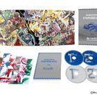 TVアニメ「戦姫絶唱シンフォギアGX」Blu-ray BOXが10月7日に発売決定! キャラ大集合のパッケージイラストも公開
