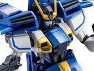 「機動新世紀ガンダムX」より、本体装甲などを新規造形で再現した「ガンダムエアマスターバースト」がHGシリーズに登場