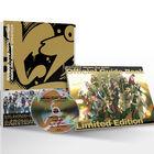 「ヒプノシスマイク」オフィシャルブック初回限定版CDの内容が公開! 新全員曲はスチャダラパーがプロデュース!