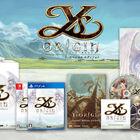 PS4/Switch「イース・オリジン スペシャルエディション」のBOXアート&グッズデザイン、主人公紹介トレイラーが公開! 現在予約受付中!
