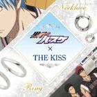 「黒子のバスケ」×「THE KISS」コラボジュエリー第3弾が登場! 本日より予約受付中!