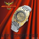 平成仮面ライダーの原点「仮面ライダークウガ」の変身ベルト・アークルを模した腕時計、第2弾はアルティメットアークルが登場