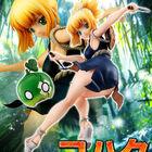 アニメ第2期放映も来年放送!「Dr.STONE」より「コハク」がギャルズシリーズでフィギュア化!「スイカ」も付属!!