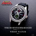 スーパー戦隊シリーズより「特捜戦隊デカレンジャー」の腕時計が登場! S.P.Dのマークとエンブレムデザイン、手錠をイメージしたインダイアルを採用
