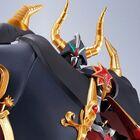 スダ・ドアカワールドに現れし恐るべき魔王「サタンガンダム」、モンスターブラックドラゴンを再現できる超豪華仕様でMETAL ROBOT魂に登場!