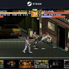 「龍が如く」と「ベア・ナックル」が合体! 桐生一馬と真島吾朗が神室町で乱闘する2Dアクション「Streets Of Kamurocho」を含むセガの4タイトルが、Steamにて無料配信決定!