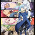 TVアニメ「転生したらスライムだった件 」2期、第2弾キービジュアル公開! キャスト出演の生配信も決定!