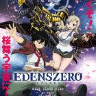 真島ヒロが贈るTVアニメ「エデンズゼロ」のティザーPVが公開! 4月10日(土)より日本テレビ系にて放送!