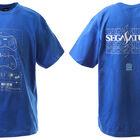 セガ60周年記念コラボ! セガサターンやドリームキャストのデザインTシャツ・ワッペンが登場