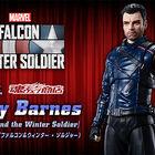 マーベル・スタジオ最新作「ファルコン&ウィンター・ソルジャー」より、バッキ―・バーンズが最新コスチュームで早くもS.H.Figuartsに登場!