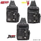 ヴィンテージ感のある合成皮革を使用した「仮面ライダー」デザインバッグが登場!