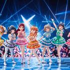 「ラブライブ!サンシャイン!!」5周年を記念した一番くじが登場! 楽曲「想いよひとつになれ」衣装のAqours9人が初リアルフィギュア化!!